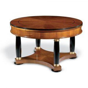 Dal Negro Large Round Gaming Table