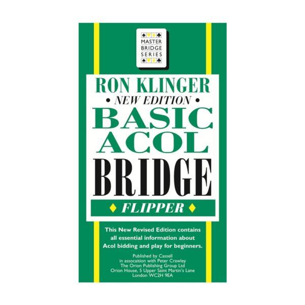 Basic Acol Bridge Flipper by Ron Klinger