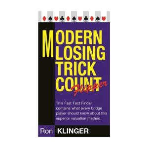 Modern Losing Trick Count Flipper by Ron Klinger