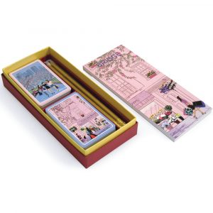 Roses and Blooms Gift Set for Bridge