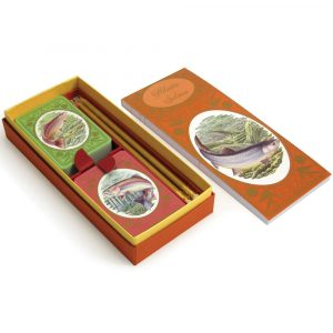 Atlantic Salmon Gift Set for Bridge