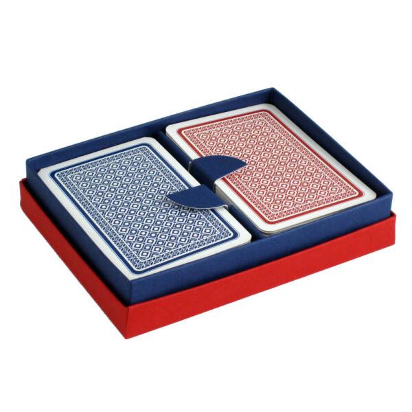 Simon Lucas 330 Playing Cards, Presentation Boxed