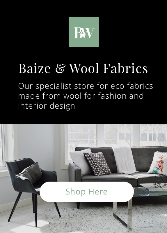 baize and wool fabrics - specialist fabrics for fashion, millinery and interior design