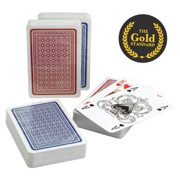 Gold Standard Playing Cards