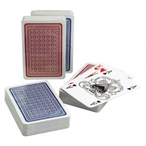 Premium Quality 330 Playing Cards - 2 Packs