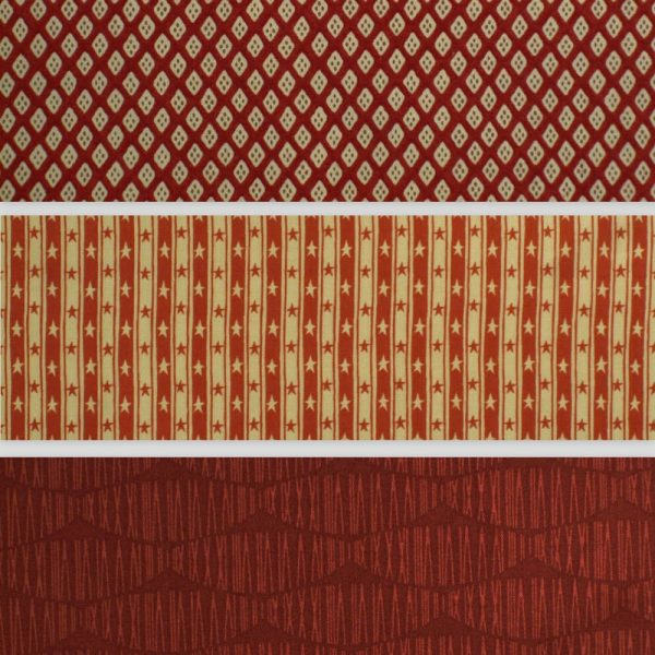 fabric linings for luxury thuja wood bidding boxes