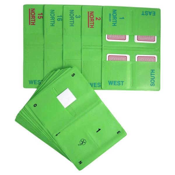 Jannersten 3-Ply Duplicate Wallets