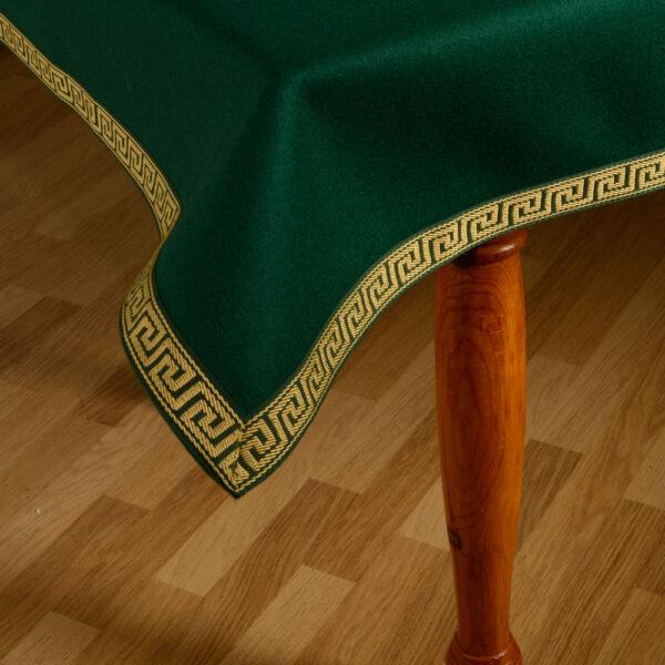 Luxury Baize Table Cloth
