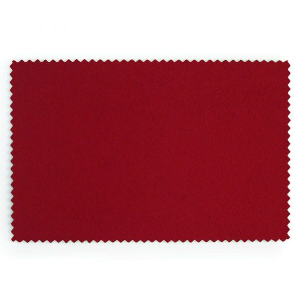 Deep Scarlet Extra Wide British Baize