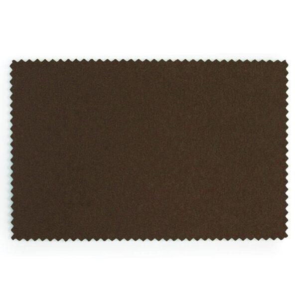 Dark Brown Extra Wide British Baize