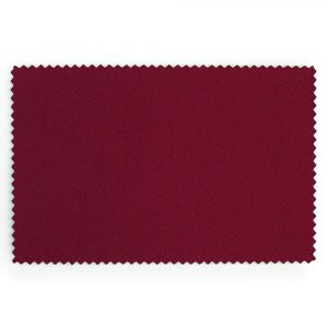 Burgundy Extra Wide British Baize