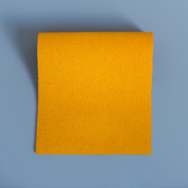 Pollen Yellow Extra Wide British Baize
