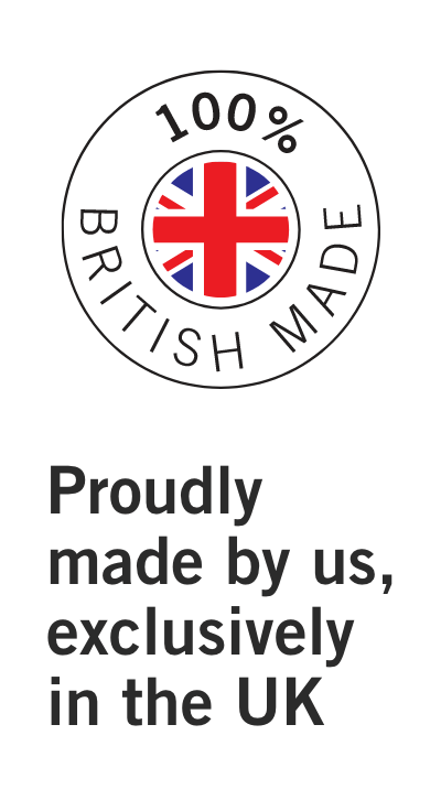 100 percent british made roundal