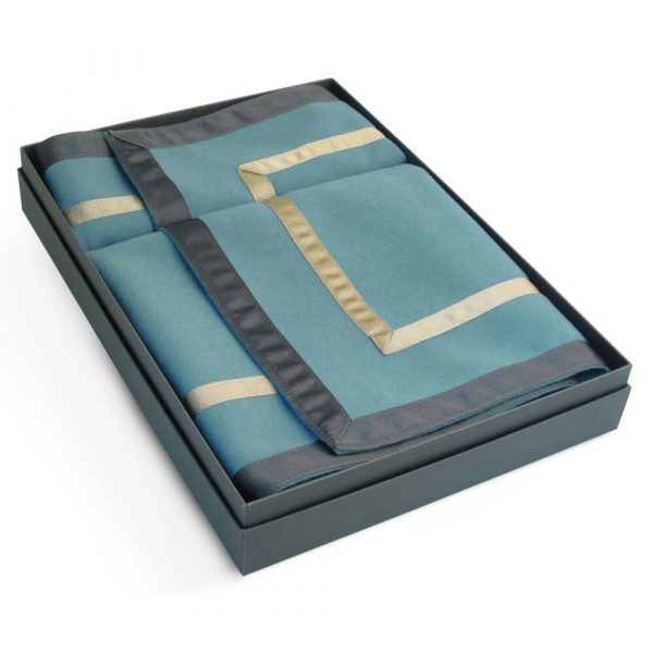Penhallow's Bridge Cloth - Breaking Waves Colourway Presentation Boxed