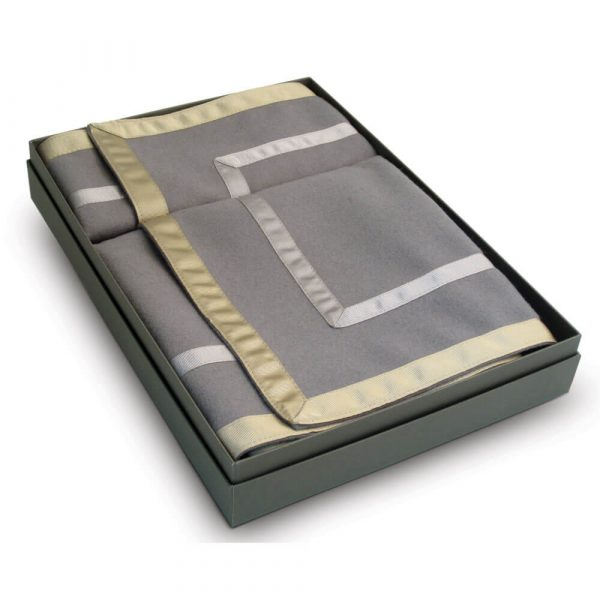 Penhallow's Bridge Cloth - Sea Mist Colourway in a Handmade Presentation Box