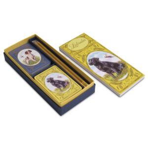 Labrador Gift Set for Bridge