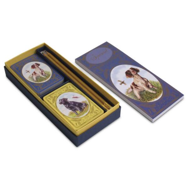 Spaniel Gift Set
