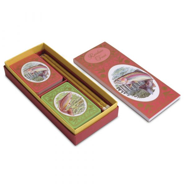 Rainbow Trout Gift Set for Bridge