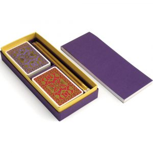 Emporium Gift Set Purple and Pink