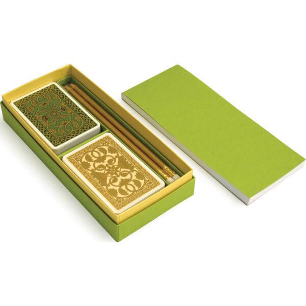 Emporium Gift Set Green and Vanilla