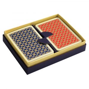 Helios Playing Cards Red and Blue