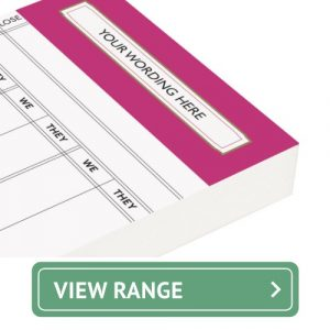 Personalised Score Cards
