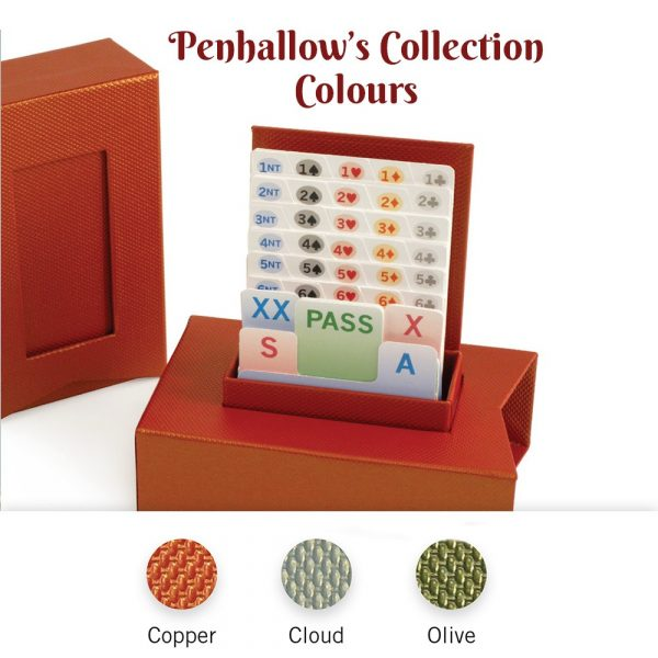 British Bidder - Penhallow's Range Colours
