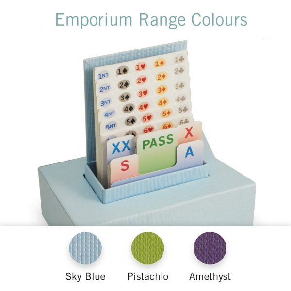 British Bidder - Emporium Range Colours
