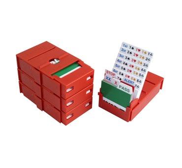 Pocket Bridge Partner Box