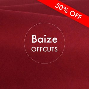 Burgundy Baize Remnants Offcuts 50% off