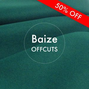 Green Baize Remnants Offcuts 50% off