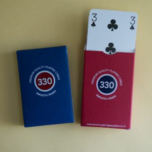 330 collectors item playing cards