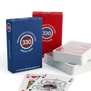 Premium 330 Playing Cards in Limited Edition Tuckboxes