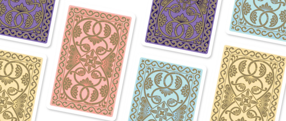 Emporium Range - A Beautiful Range of Playing Cards