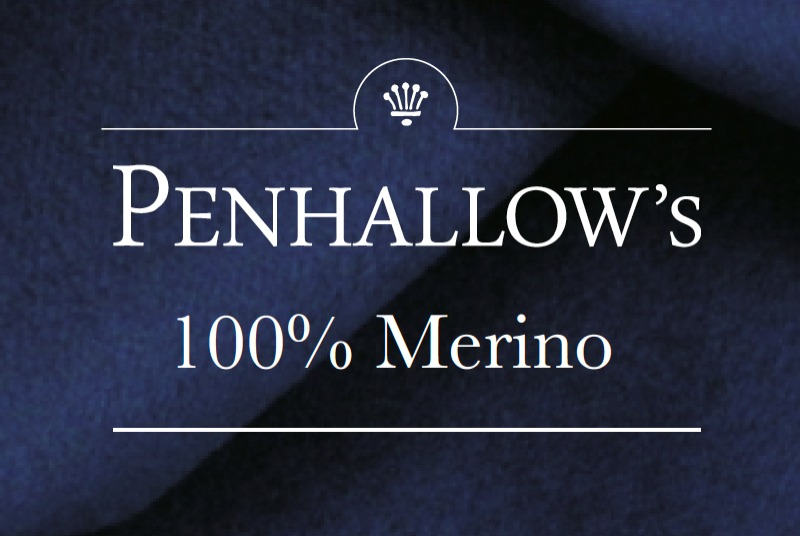 Penhallow's 100 Percent Merino Wool Bridge Cloths