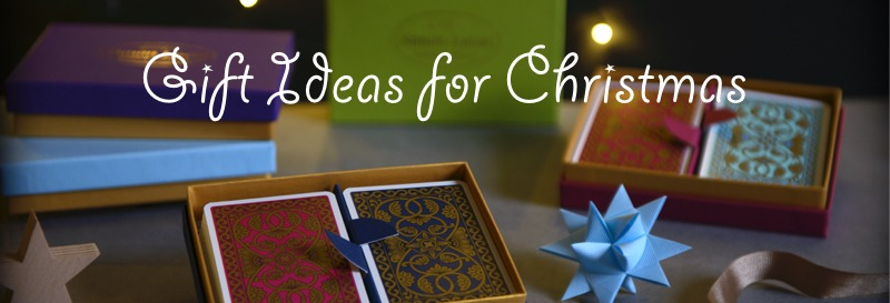 Christmas Gift Ideas for Bridge Players