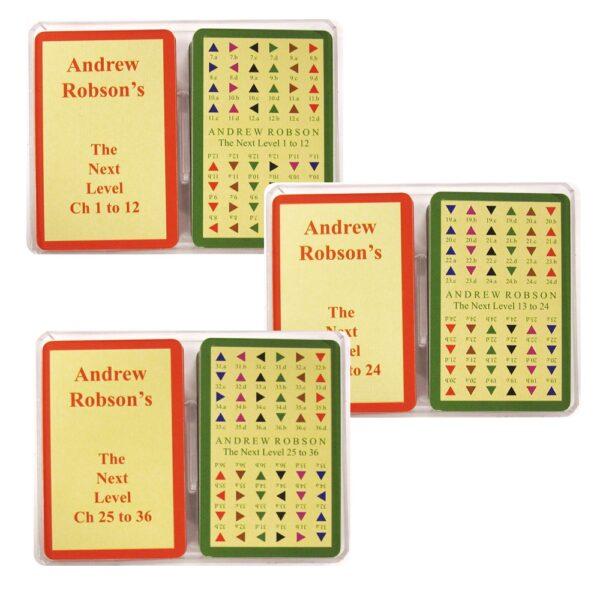 3 andrew robson bridge the next level arrow packs