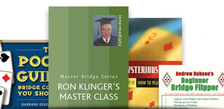 top 5 bridge books - our top sellers