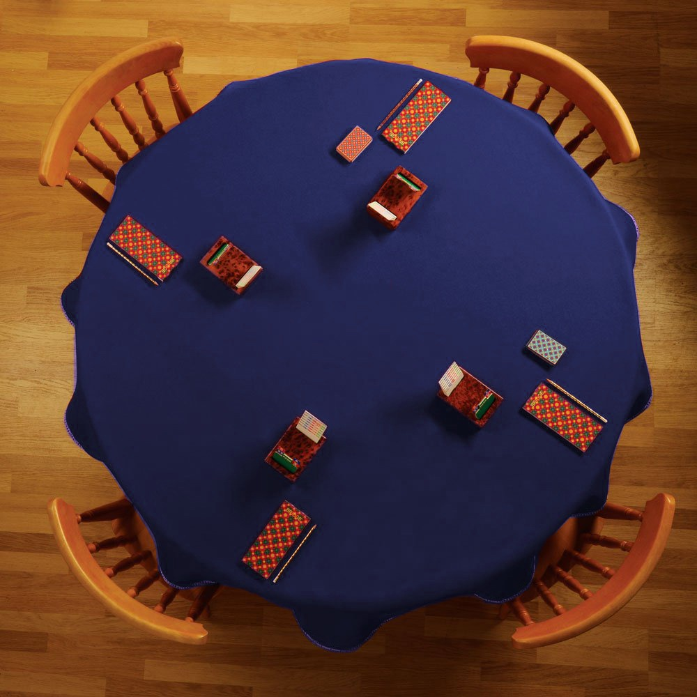 Round Baize Table Cloth Made To Measure Simon Lucas
