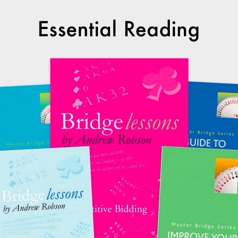 essential books about bridge