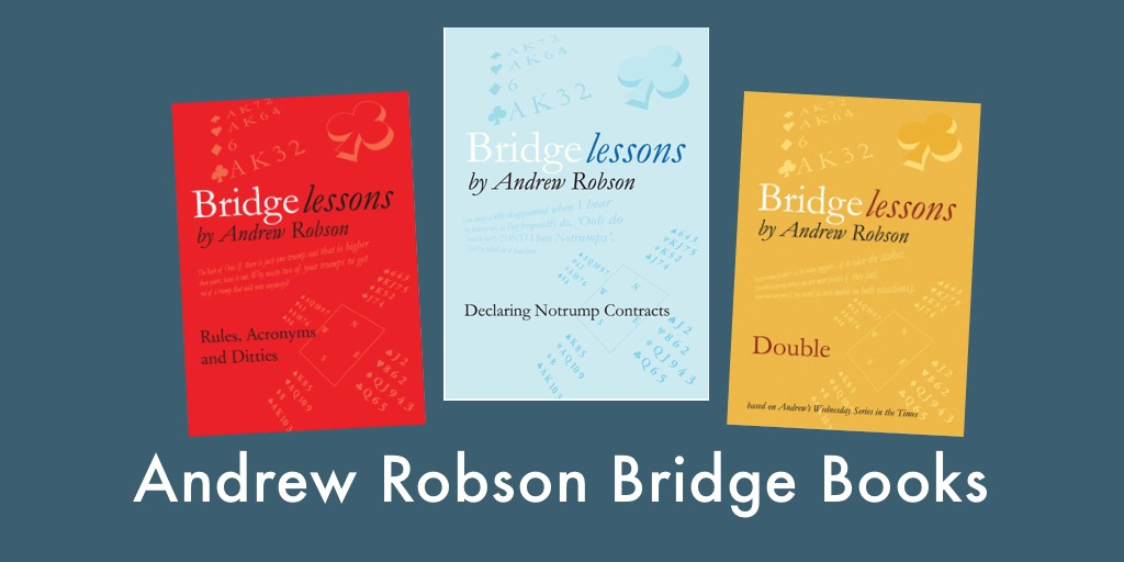 Andrew Robson Bridge Books