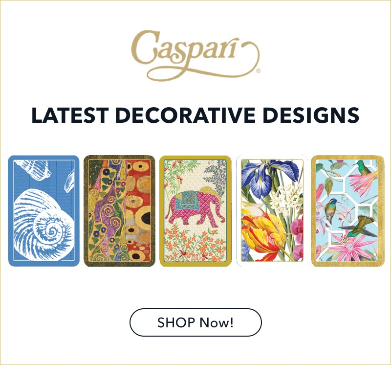 Caspari latest decorative designs