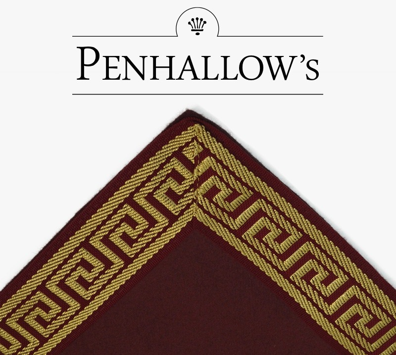penhallows 100 percent merino wool card tablecloths