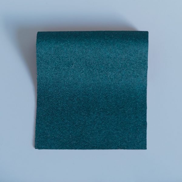 100% Merino Wool Baize Hunter Green