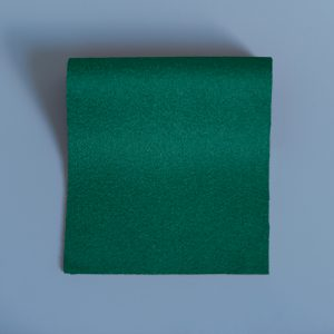 100% Merino Wool Baize Intellegence Green
