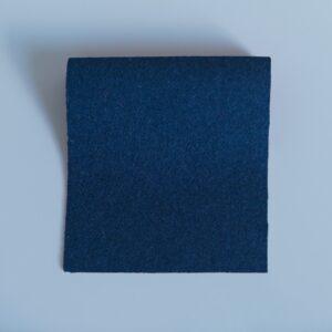 100% Merino Wool Baize Navy