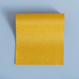 100% Merino Wool Baize Pollen Yellow