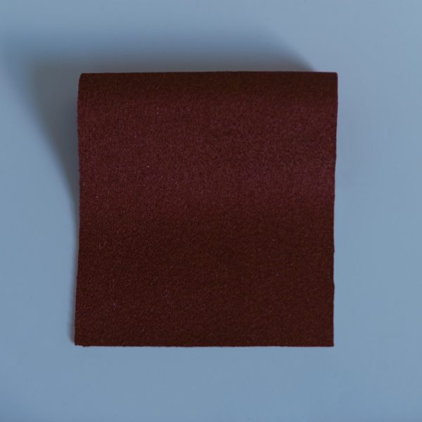 100% Merino Wool Baize Grape