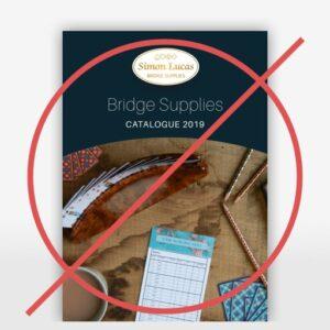 No 2020 Bridge Supplies Catalogue