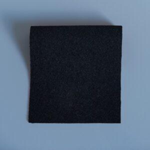Black Baize Per Metre